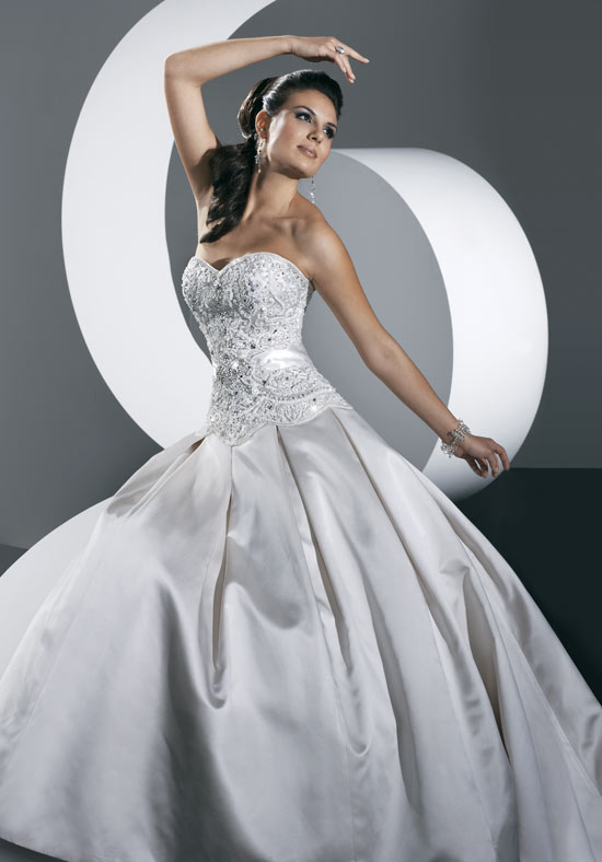 Snuggle\'s blog: Hot Spring 2011 Audrey Hepburn Wedding Dresses from ...